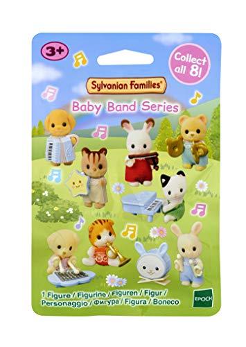 Sylvanian Families-5325 Mini muñecas y Accesorios, Multicol