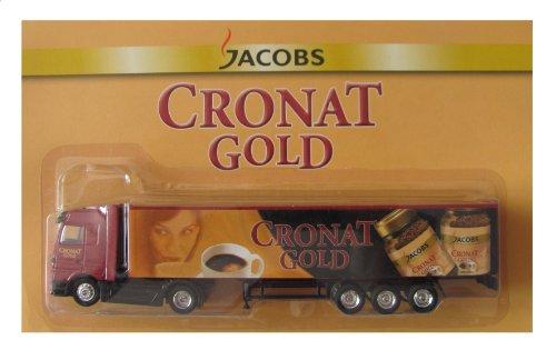 Jacobs Nr. - Cronat Gold - MB Actros - Sattelzug