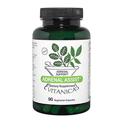Formulated by Doctor Tori Hudson a Naturopathic Physician Nutritional support of normal adrenal gland function by providing the key nutrients in promoting adrenal hormone production with: Vitamin B5, Vitamin B6, Vitamin C, Zinc and Magnesium Promotes...