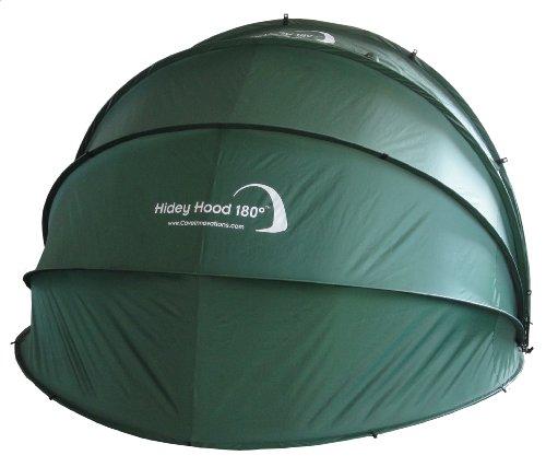 Rob McAlister HiH1801 Hidey Hood 180-Grad-Abdeckung, freistehend, für Außenbereich