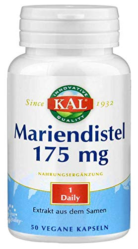 KAL Mariendistel-Extrakt 175 mg, 100 g