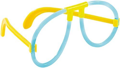 Infactory NC8187 – 10 Montures de lunettes Funky pour tubes lumineux