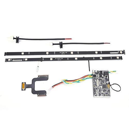 Alupre Placa de Circuito Scooter eléctrico de Litio batería del Controlador de Tablero de BMS Juego de Piezas compatibles con Xiaomi M365