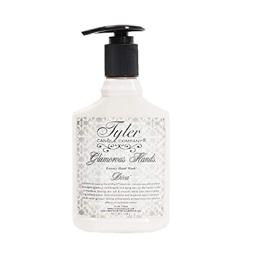 Tyler Glamorous Hands Diva Luxury Hand Wash 8 Ounce