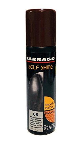 Tarrago Bocal Self Shine 75 ml – Crème de cire auto-brillante – Convient pour cuir lisse, naturel et synthétique.