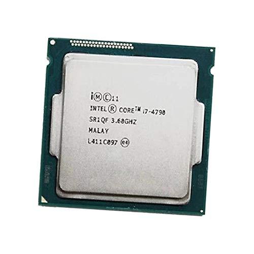 Intel - Processore CPU 4 Core i7-4790 SR1QF 3,6 GHz FC-LGA 1150 8 MB 5 GT/s Haswell