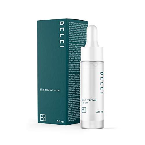 Marque Amazon - Belei - Sérum de renouvellement de la peau, 98% d'ingrédients naturels, végan, 30 ml