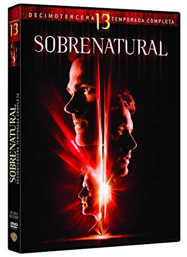 Sobrenatural Temporada 13 [DVD]