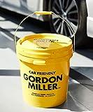GORDON MILLER ペールバケツ 17L ふた付き 取っ手付き スタッキング 積み上げ 洗車 バケツ 釣り イエロー ブラック 618472
