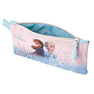 41VtX 344hL. SS300  - Disney Estuche Frozen True to Myself, Azul