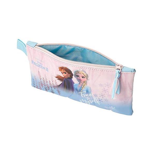 41VtX 344hL. SS600  - Disney Estuche Frozen True to Myself, Azul