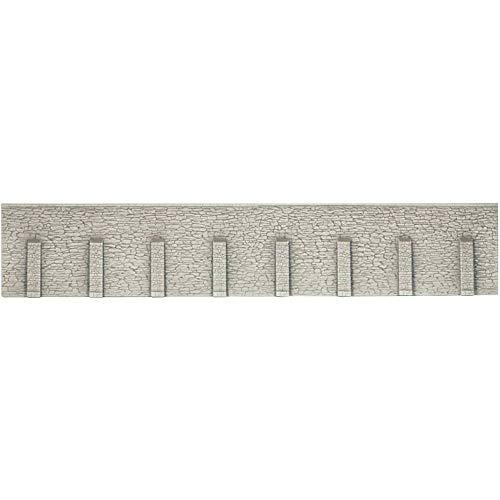 NOCH 58066 - Stützmauer,  Sonstige Spielwaren, 33 x 12.5 cm