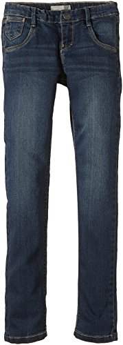 NAME IT Mädchen Jeanshose Susana Kids Dnm Legging Noos, Gr. 158, Blau (Dark Blue Denim)