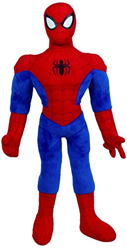 Spiderman - Peluche, 30 cm (Play by Play 760011510