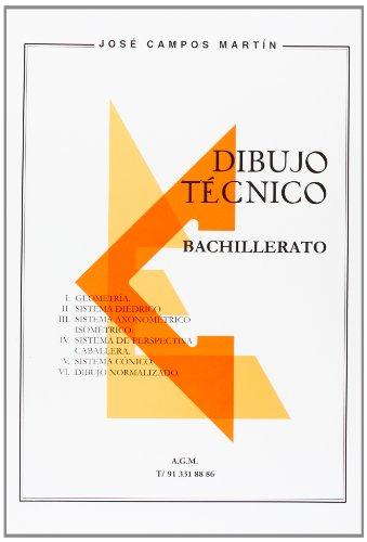 Dibujo Técnico. Bachillerato 1 - Edición 2012 - 9788494012907