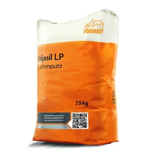 Preisvergleich Produktbild Rajasil LP Lehmputz fein 0, 5mm 25kg