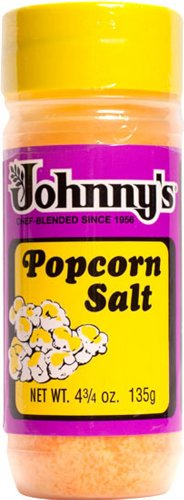 Great Features Of Johnny's Gluten Free POPCORN SALT 4.75oz (2 Pack)