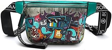 PU Max Department store 74% OFF Waterproof Women's Waist Bag Wo Shoulder Chest Crossbody