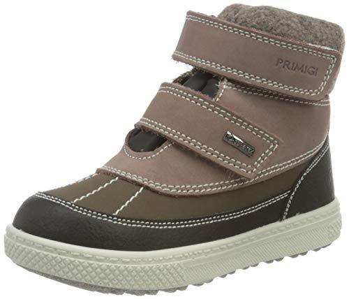 Primigi Baby-Mädchen PBZGT 63601 First Walker Shoe, Taupe Ner Beige, 25 EU