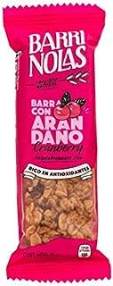 Barras nutritivas de avena con Arándano 100% natural (42 pz)