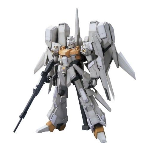 Bandai- Rezel Type-C Defenser A + B Unit/GR Master Grade Gundam Unicorn Figurina D'azione, 160818