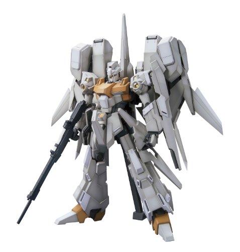 Bandai Hobby Rezel Type-C Defenser A + B Unit/GR Master Grade 1/100 Gundam Unicorn Action Figure