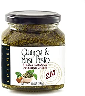 Elki Quinoa & Basil Pesto