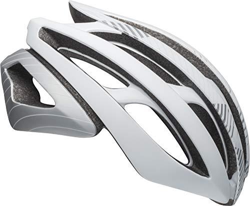 BELL Z20 MIPS Adult Road Bike Helmet - Shade Matte/Gloss Silver/White , Medium