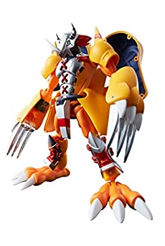 Bandai Tamashii Nations Digivolving Spirits 01 Wargreymon Agumon   Digimon Adventure  Action Figure
