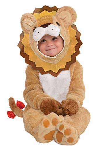 (0-6Months) - Dress Up Little Roar Baby Costume, 0- .