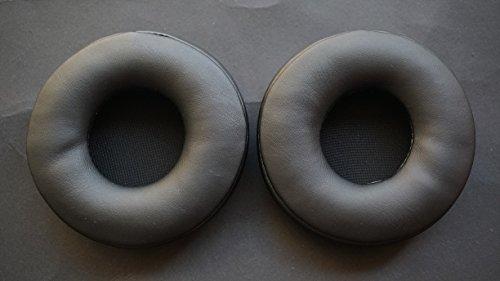 ohrpolster ohrschalten Flannelette Kissen ersatzteile für Pioneer pro dj hdj-700-k dj hdj700 kopfhörer (earmuffes) Headset (Schwarze ohrschalten)