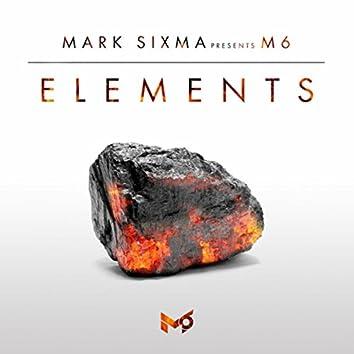 Mark Sixma presents M6 - Elements (Mixed By Mark Sixma)