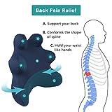 Immagine 1 sanlinkee cuscino lombare supporto schienale