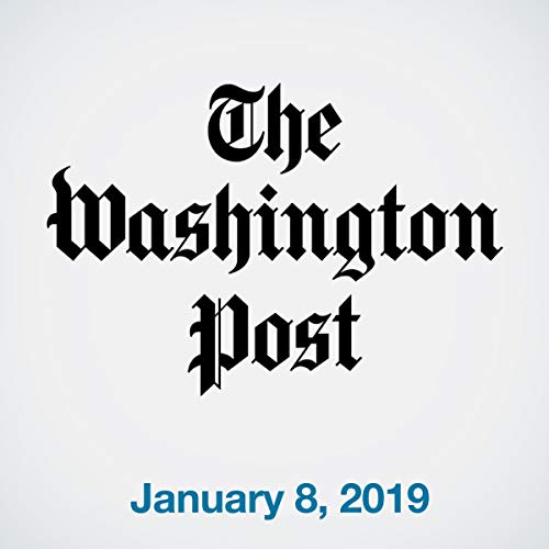 January 8, 2019 copertina