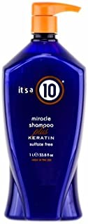Its A 10 Miracle Shampoo Plus Keratin, 33.8 Fluid Ounce by Its ...