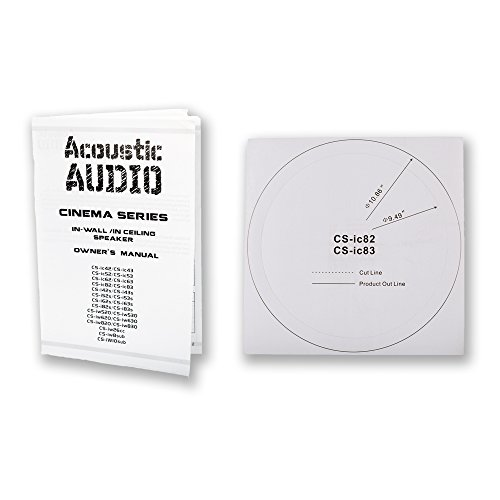 Acoustic Audio by Goldwood CS-IC83 in Ceiling 8