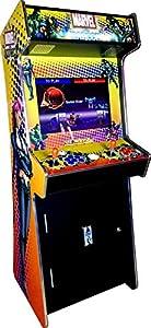 US-Way e.K. G-88-M Arcade Video Maschine TV Spielautomat Standgerät Cabinet Automat 3500 Spiele Jamma Games Machine