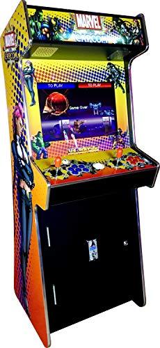 G-88-M Arcade Video Maschine TV Spielautomat Standgerät Cabinet Automat 3500 Spiele Jamma Games Machine