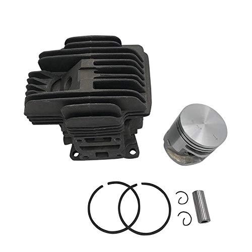 Juego de pistón de cilindro de 40 mm para STIHL MS201 MS 201 Gasolina Motosierra Repuestos #11450201200