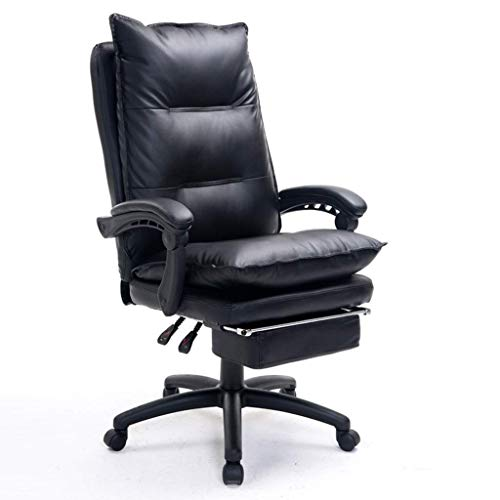 N/Z Daily Equipment Computer Chair Home Office Chair Boss Chair Living Room Bedroom Reclining Massage Chair Beautiful Comfortable Chair Red