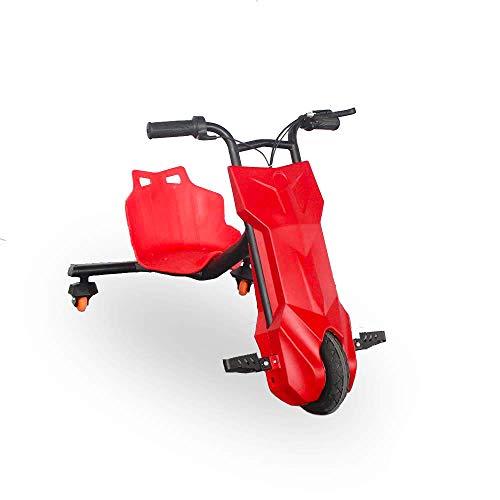 BEEPER RDT100-R Driftrike Drift-Trike Elektro Kind Rot 100W 12V 6.5Ah, Norme