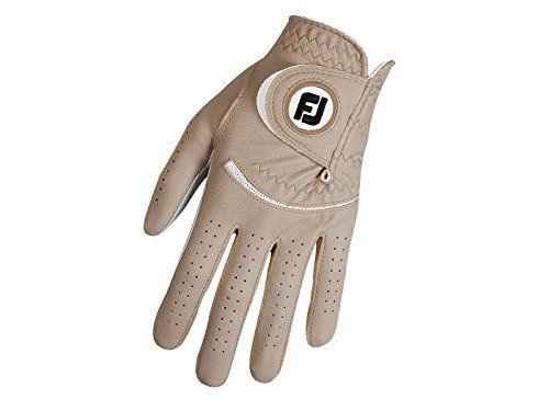 FootJoy Spectrum handschoen Ladies LH taupe chocolade - S