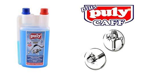 Puly Milk Plus schiuma di latte Frother Cleaner 1000ml.