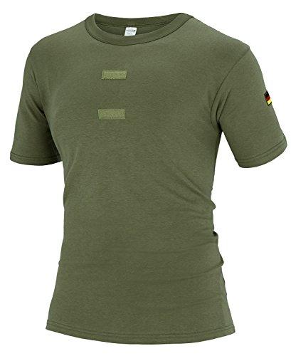 Black Snake Tropen T-Shirt nach TL, Auswahl Oliv mit Klett XL