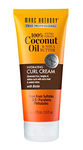Marc Anthony Coconut Oil Curl Cream, 5.9 Ounces
