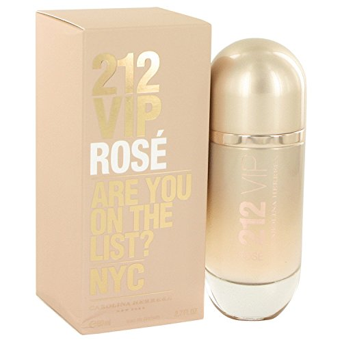 2.7 oz Eau De Parfum Spray Ranking TOP16 C Vip Rose 212 Boston Mall By