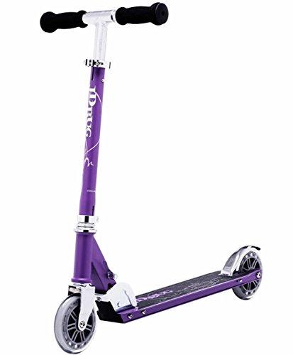 JD Bug MS120 Scooter (Purple Matt)