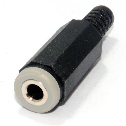 3,5 mm 4 Polig Klinkenstecker Buchse Löten Anschluss Für Audio oder Video