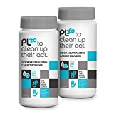 Pet Odor Neutralizing Carpet Powder, Citrus, 16 oz (2 Pack)
