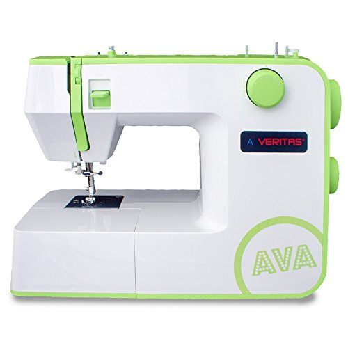 Veritas Ava–Máquina de coser mecánica   motivierende begleiterin   Ligereza mediante Precisión